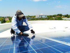 Basic Training in Solar Energy and PV System Installations