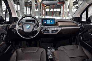 So sieht der BMW i3s im Innenraum aus