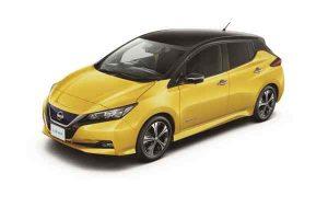 Elektroauto von Nissan: Nissan Leaf 2017